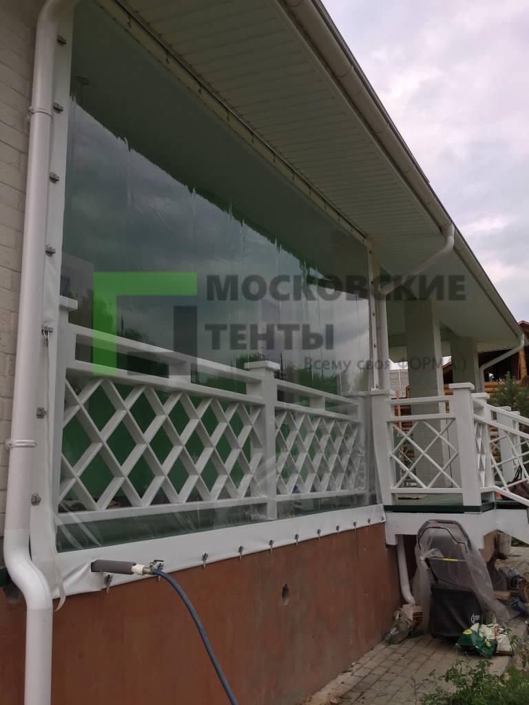 Нестандартная установка мягкого окна