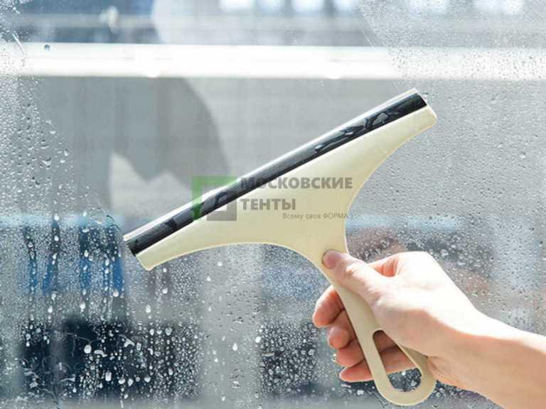 средства для ухода за мягкими окнами